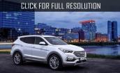 2016 Hyundai Santa Fe limited #1