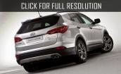 2016 Hyundai Santa Fe limited #3