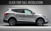 2016 Hyundai Santa Fe limited #4