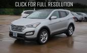 2016 Hyundai Santa Fe se #1