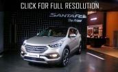 2016 Hyundai Santa Fe se #4