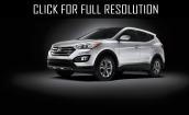 2016 Hyundai Santa Fe sport #1