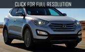 2016 Hyundai Santa Fe Sport 2l turbo #1