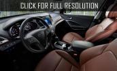 2016 Hyundai Santa Fe Sport 2l turbo #3