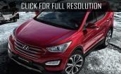 2016 Hyundai Santa Fe sport #4