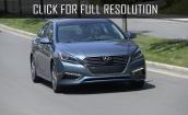 2016 Hyundai Sonata Hybrid limited #2