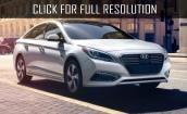 2016 Hyundai Sonata Hybrid se #4
