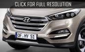 2016 Hyundai Tucson redesign #1