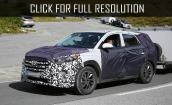 2016 Hyundai Tucson Spy photos #2