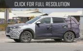 2016 Hyundai Tucson Spy photos #3