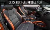 2016 Hyundai Veloster interior #1