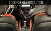 2016 Hyundai Veloster interior #3