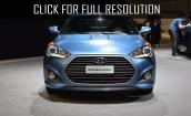 2016 Hyundai Veloster Rally edition #1