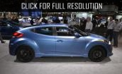 2016 Hyundai Veloster Rally edition #3