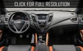 2016 Hyundai Veloster white #4