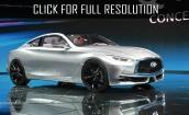 2016 Infiniti Q50 coupe #4