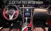 2016 Infiniti Q50 interior #2