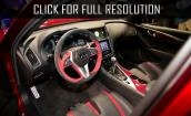 2016 Infiniti Q50 interior #3