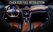 2016 Infiniti Qx30 interior #1