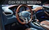2016 Infiniti Qx30 interior #3