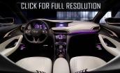 2016 Infiniti Qx30 interior #4