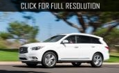 2016 Infiniti QX60 - exterior, interior, specs, video