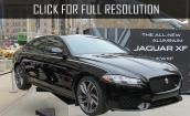 2016 Jaguar Xf black #4