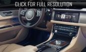 2016 Jaguar Xf interior #2