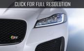 2016 Jaguar Xf s #3