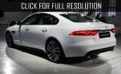 2016 Jaguar Xf sport #2