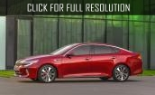 2016 Kia Optima sx #1