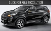 2016 Kia Sportage black #3