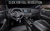 2016 Kia Sportage interior #4