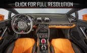2016 Lamborghini Huracan interior #1