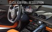 2016 Lamborghini Huracan interior #2