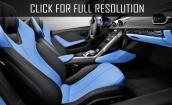 2016 Lamborghini Huracan interior #3