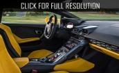 2016 Lamborghini Huracan interior #4