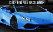 2016 Lamborghini Huracan roadster #2
