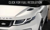 2016 Land Rover Range Rover Evoque Hse dynamic #4
