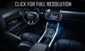 2016 Land Rover Range Rover Evoque interior #1