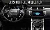2016 Land Rover Range Rover Evoque interior #4