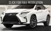 2016 Lexus RX 350 - changes, interior and exterior