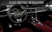 2016 Lexus Rx 350 black #3