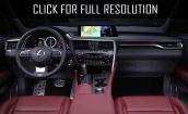 2016 Lexus Rx 350 interior #1