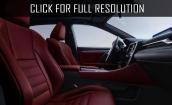 2016 Lexus Rx 350 interior #4
