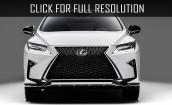 2016 Lexus Rx 350 sport #1