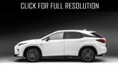 2016 Lexus Rx 350 sport #2