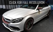 2016 Mercedes-AMG C63 - new design, interior, safety system