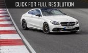 2016 Mercedes Amg C63 coupe #1