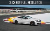 2016 Mercedes Amg C63 coupe #4